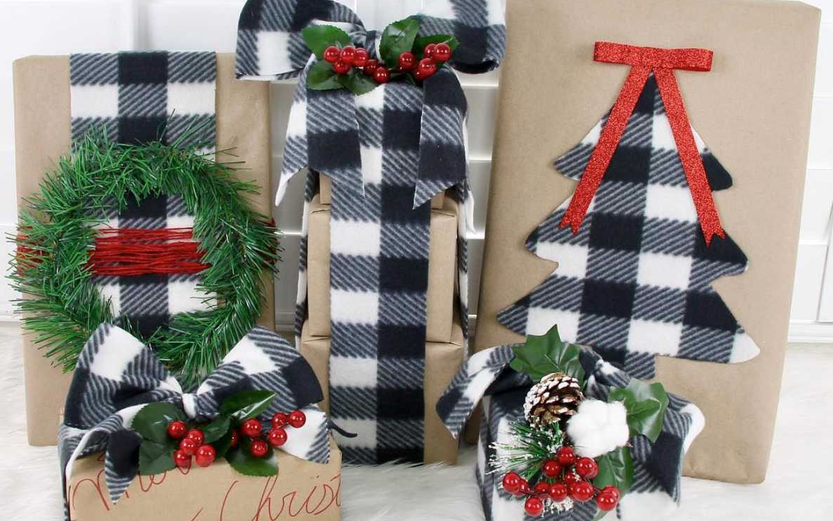 Ideas For Gift Wrapping at Home